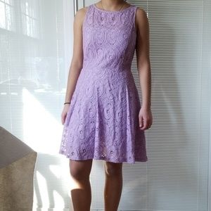 Lacey Touch Summer Dress